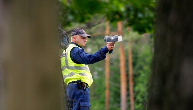 Полиция проведет марафон по контролю скорости на дорогах