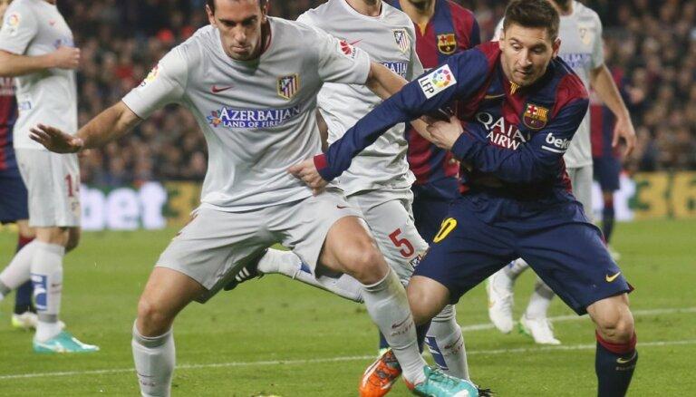 В четвертьфинале Лиги чемпионов ожидается испанское дерби