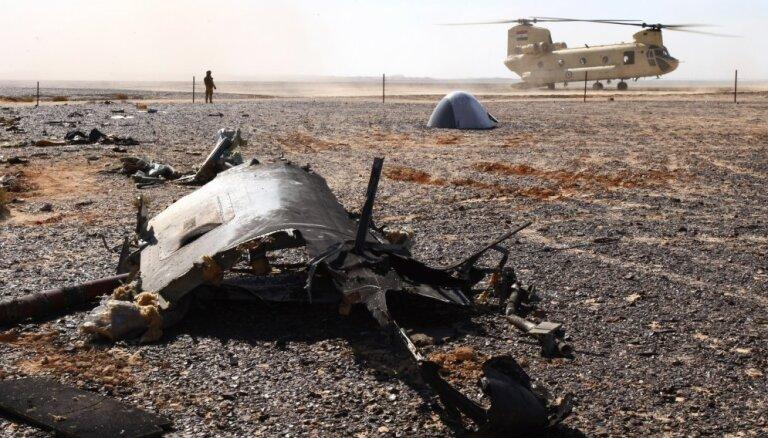 Египетские СМИ назвали причину падения российского Airbus
