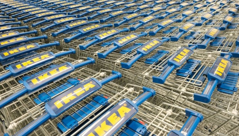IKEA выходит на эстонский рынок
