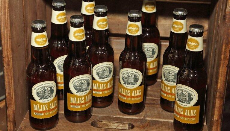 'Aldaris' ar jaunajām ekskluzīvajām šķirnēm plāno izkonkurēt 'Valmiermuižas alu'