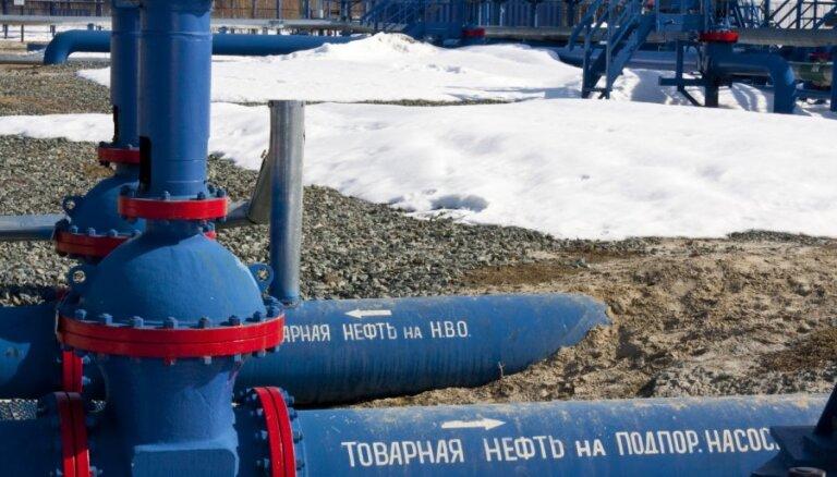 Россия стала крупнейшей нефтедобывающей страной