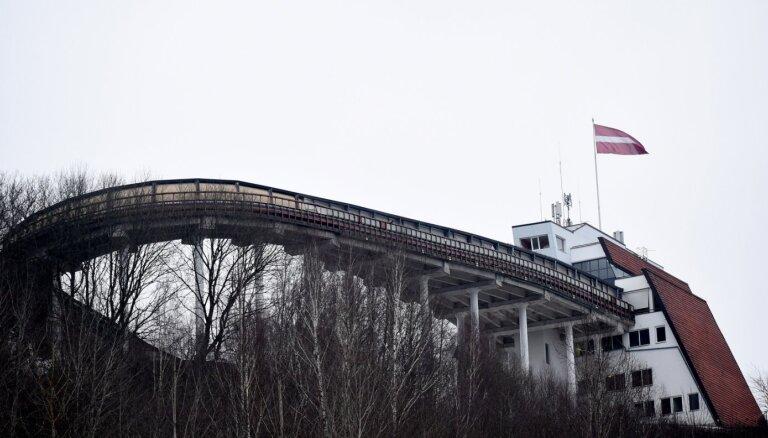 Bobsleja un skeletona elite olimpiskajā sezonā jauno gadu sagaidīs Siguldā