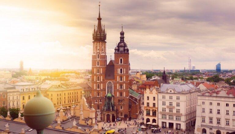 10 skaistas Polijas pilsētas, ko vērts apciemot