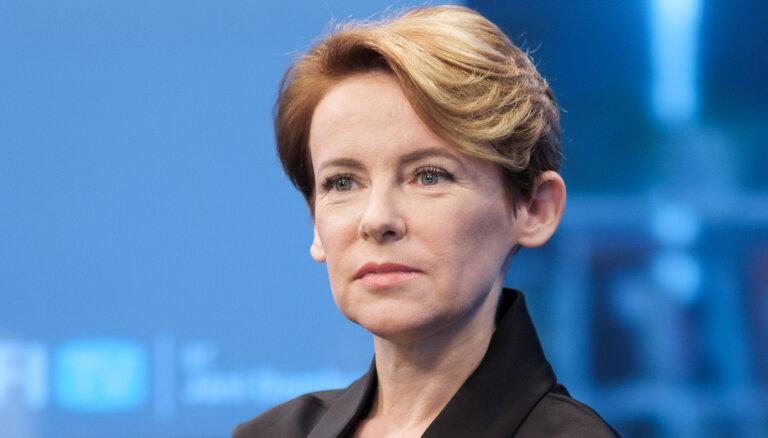 Сейм утвердил Голубеву в должности министра внутренних дел
