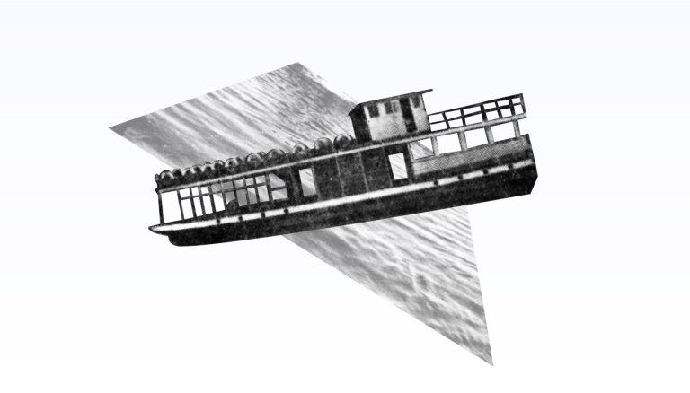 """""""Титаник"""" на Даугаве. 70 лет крупнейшей катастрофе на воде: как затонул """"Маяковский"""""""