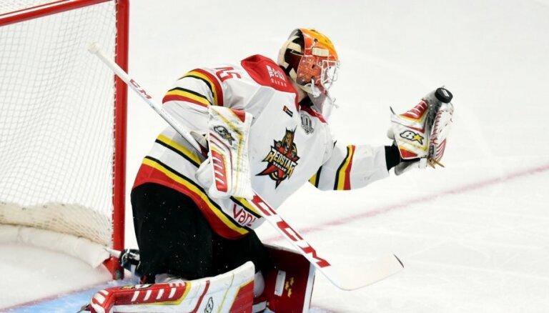 Kuldas 'Kuņluņ Red Star' piekāpjas hokejista bijušajam klubam 'Jokerit'