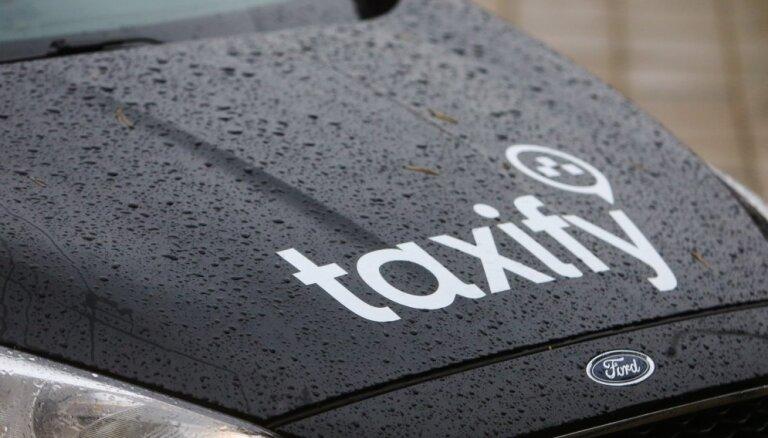 Taxify предложит услуги такси в Елгаве