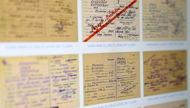 Rokpeļņa neesošā kartīte, Valtera kļūdainais dzimšanas datums — kā tapa čekas maisi