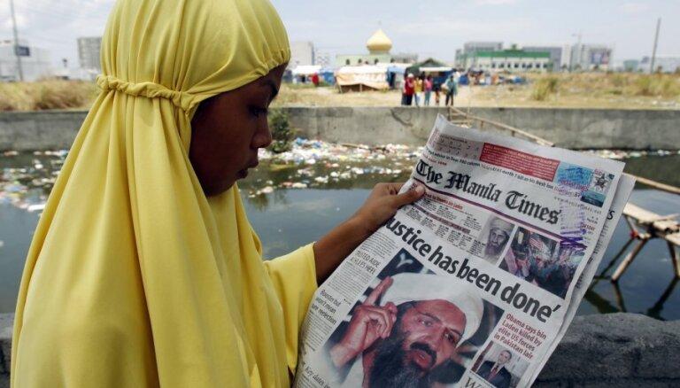 Osamas bin Ladena dēls sola atriebties ASV
