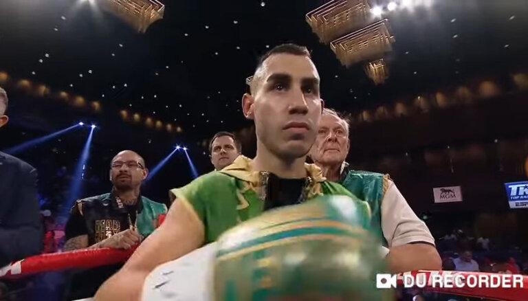 Российский боксер Дадашев скончался после боя и последовавшей трепанации черепа