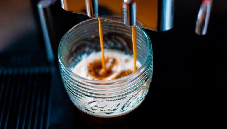 'Coca-Cola' ievērojami izplešas kafijas tirgū