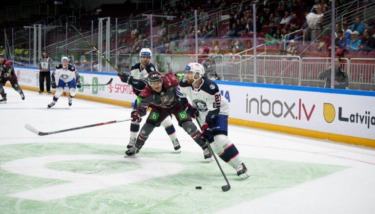 Latvijas hokeja izlase otrajā pārbaudes mačā piekāpjas Norvēģijai