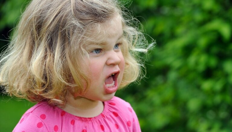 Dusmīgs bērns var izaugt par antisociālu pieaugušo, brīdina psihoterapeite