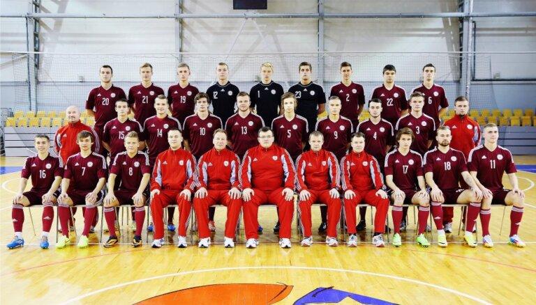 Латвийская молодежка отправляется на Кубок Содружества