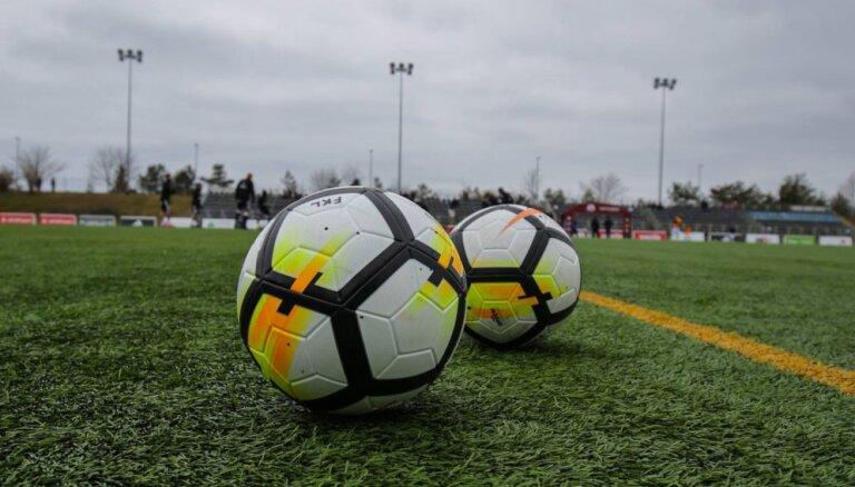 'Valmiera Glass'/ViA futbolisti virslīgas mačā sagrauj 'Metta' vienību