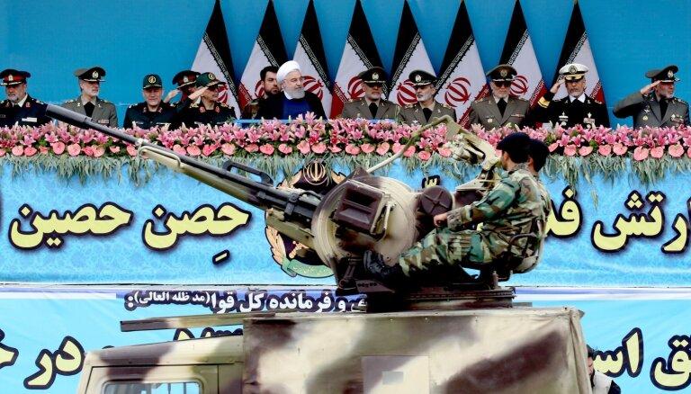 Иран частично отказался выполнять условия ядерной сделки