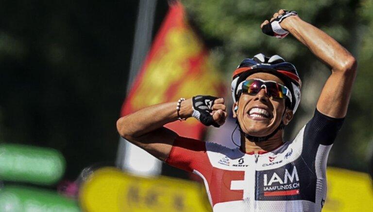 Skujiņa komandas biedram Pantano konstatētas pozitīvas dopinga analīzes