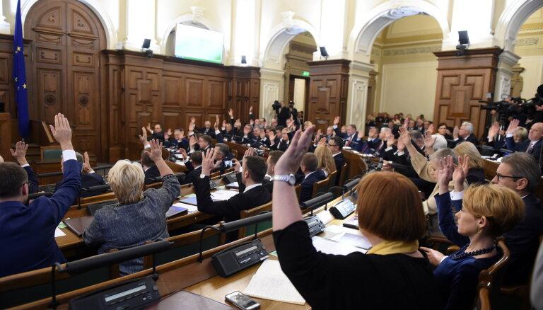 Сейм попросит Данию не выдавать гражданку Латвии Мисане в ЮАР