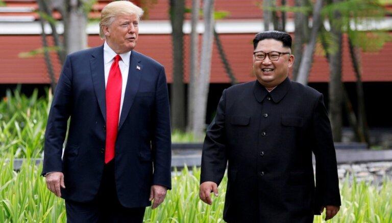 Трамп требовал от КНДР передать США свое ядерное оружие