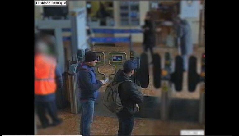 Скотланд-Ярд опубликовал новые видео с подозреваемыми по делу Скрипалей
