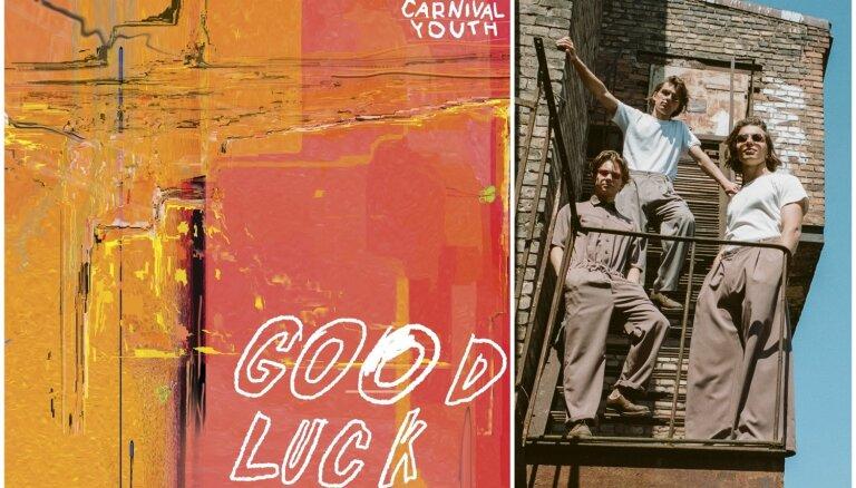 Ar masīvāku piepulējumu. 'Carnival Youth' albuma 'Good Luck' apskats