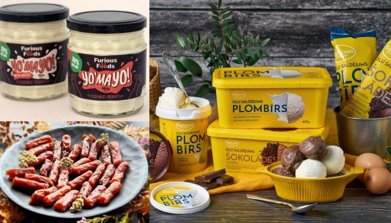 Колбаски из сверчков, яичное мороженое и Yo'Majo: какие сюрпризы готовит выставка Riga Food 2021