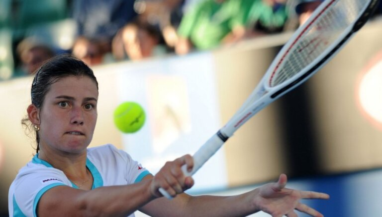 Sevastova turpina manāmi uzlabot savu pozīciju WTA rangā