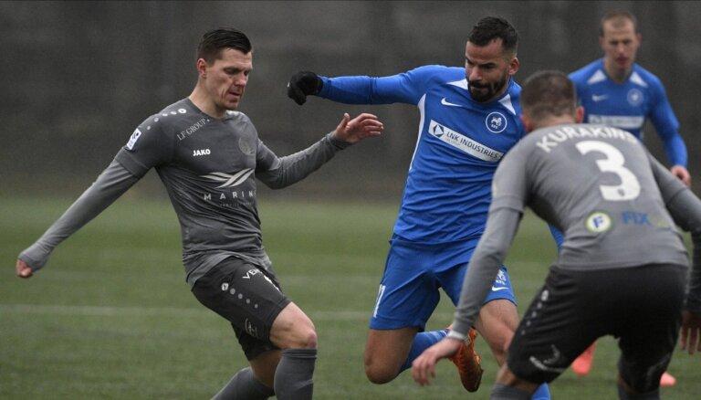 Futbola virslīgas jauno sezonu plāno sākt 12. martā