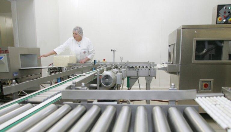 'Preiļu siera' apgrozījums 2019. gadā palielinājies līdz 64 miljoniem eiro