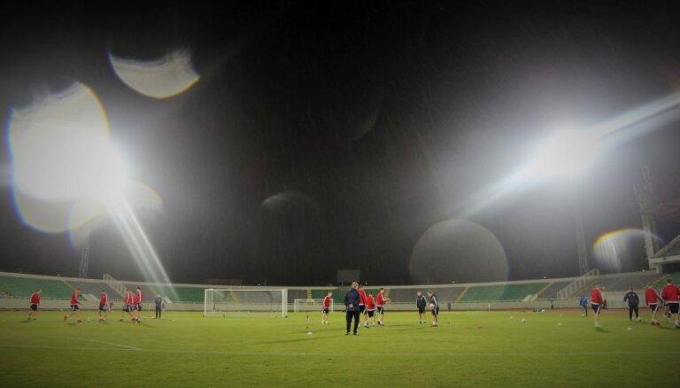 Rakels: Kosova spēlē ātru un Eiropas stila futbolu