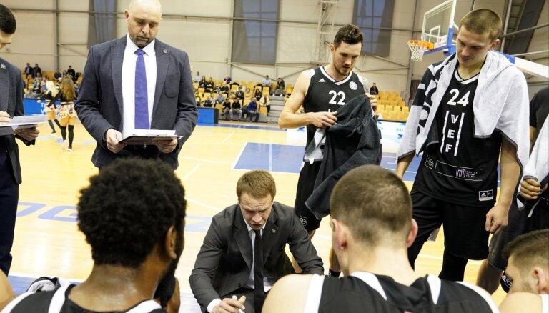 Oficiāli apstiprināta 'VEF Rīga' nespēlēšana VTB Vienotajā līgā