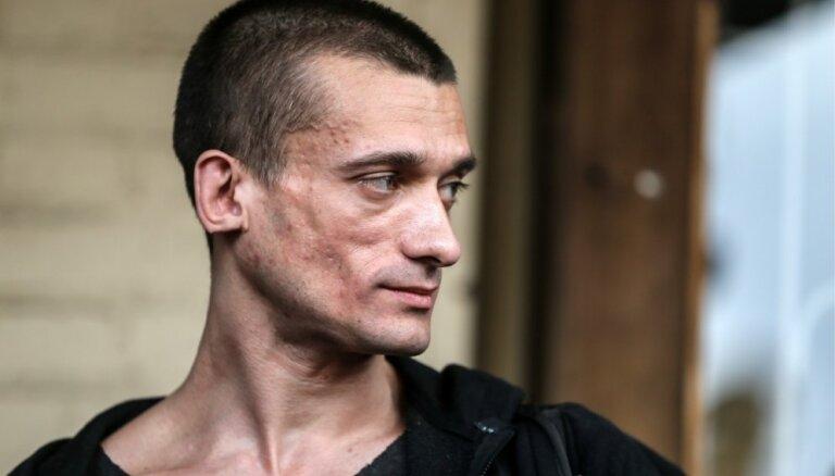 Художник Павленский переведен в карцер во французской тюрьме
