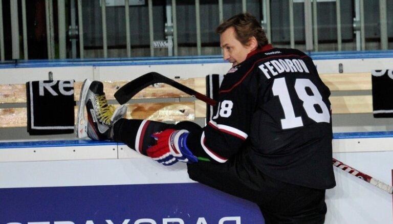 Sergejs Fjodorovs ierosina aizliegt klubiem kritizēt KHL tiesnešus