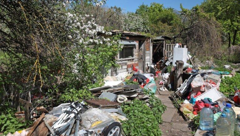 Хозяевам огородов на Сканстес нашли новое жилье