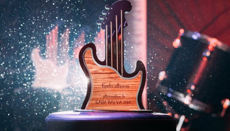 'Alternative.lv' balvu par gada albumu saņem ansamblis 'Manta'