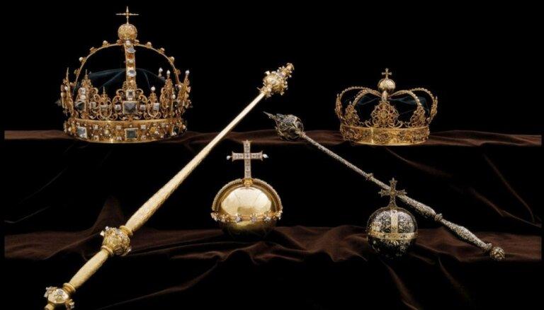 ФОТО: В Швеции воры украли корону Карла IX