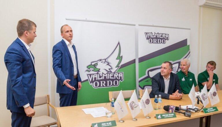 BK 'Valmiera' maina komandas nosaukumu