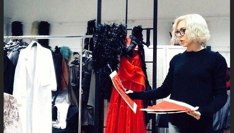 'Nolo' dizainere Viktorija Joniene: mode ir nopietna aršana, tajā nav nekā glamūrīga