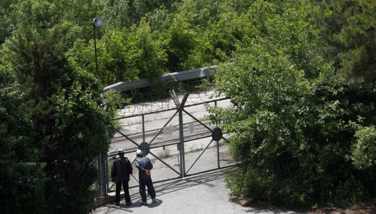 Ziemeļkorejas karavīrs pārbēg uz Dienvidkoreju