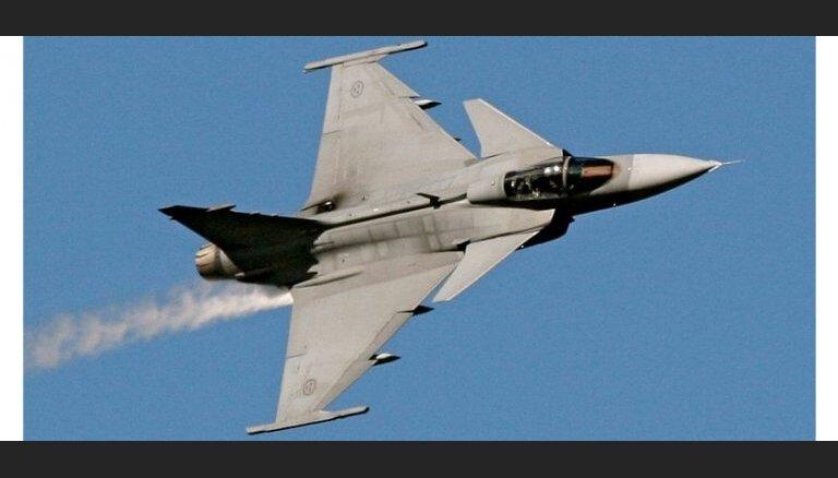 Воздушное пространство Латвии начинают патрулировать чехи