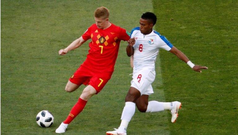 ЕВРО: Гол и передача де Брюйне помогли Бельгии переломить ход матча с Данией