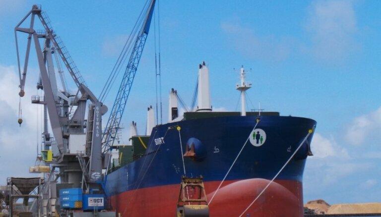 Ārējā tirdzniecība: Latvijas eksportēto preču vērtība sarūk