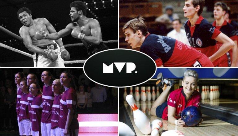 'MVP': Citplanētietis Laimonis, olimpiskie 'pārbēdzēji' un boulinga princese Diāna