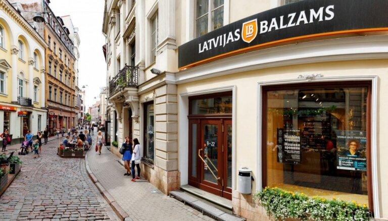 'Latvijas balzams' pērn nopelnījis 8,6 miljonus eiro