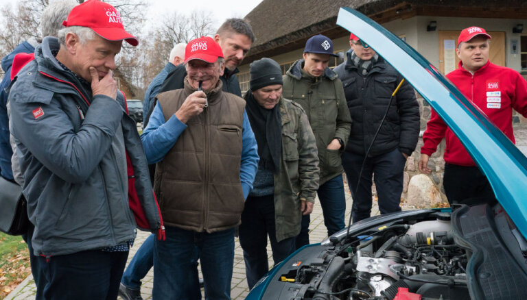 Paziņoti līderi 'Latvijas Gada auto 2018' papildu nominācijās
