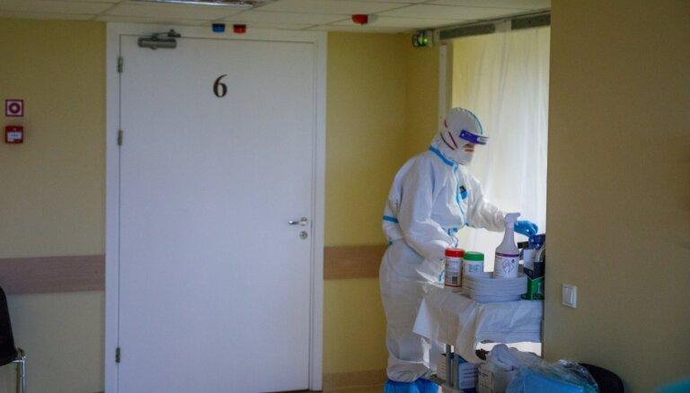 За сутки в Латвии выявлено 567 новых случаев Covid-19, 17 человек скончались