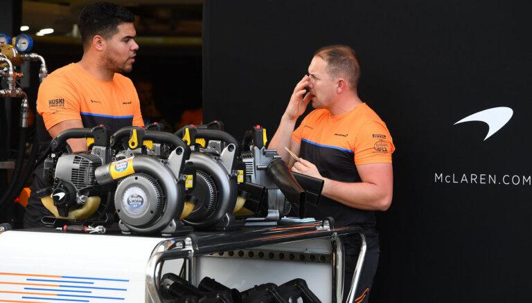 Pandēmijas radīto seku dēļ 'McLaren' atbrīvos ap 1200 darbinieku