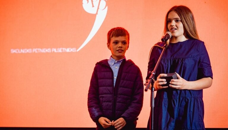 Kam šogad tiks 'Zirnis'? Par Latvijas Arhitektūras gada balvas bērnu žūriju