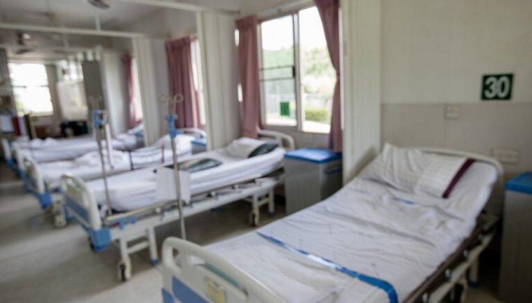 Latvijā ir ES trešais lielākais psihiatrijas pacientiem paredzēto gultasvietu skaits slimnīcās